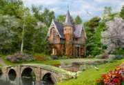 Educa Jigsaw Puzzles - Cobbled Bridge Cottage