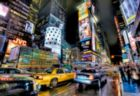 Times Square, NY - 1000pc Jigsaw Puzzle By Educa