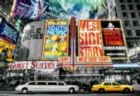 New York Theatre Signs - 1000pc Jigsaw Puzzle By Educa