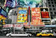 Educa Jigsaw Puzzles - New York Theatre Signs