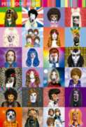 Educa Jigsaw Puzzles - Pets Rock Music