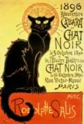 Reopening of the Chat Noir Cabaret - 1000pc Jigsaw Puzzle By Educa