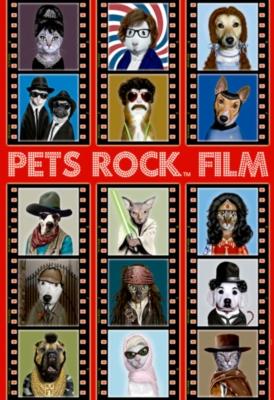 Educa Jigsaw Puzzles - Pets Rock Film