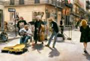 Streets of New Orleans - 1500pc Jigsaw Puzzle By Educa