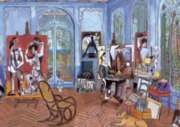 Educa Jigsaw Puzzles - Picasso's Studio
