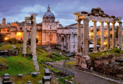 Roman Forum - 3000pc Jigsaw Puzzle By Educa