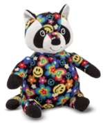 BeePosh Razzle Raccoon � Raccoon by Melissa & Doug
