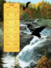 Waterfall Flight 2014 Calendar - 500pc Jigsaw Puzzle By Sunsout