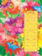 Jigsaw Puzzles - Butterfly Riot 2014 Calendar