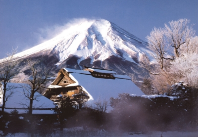 Mt. Fuji - 300pc Jigsaw Puzzle By Tomax