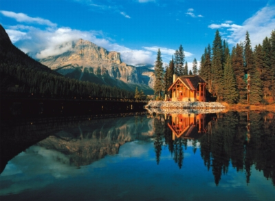 Tomax Jigsaw Puzzles - Banff National Park, World Heritage Site