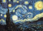 Starry Night - 500pc Jigsaw Puzzle By Tomax