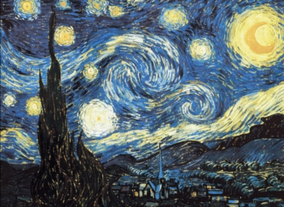 Tomax Jigsaw Puzzles - Starry Night