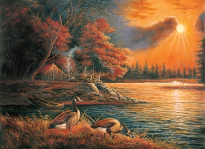 Evening Glow - 4000pc Jigsaw Puzzle By Tomax