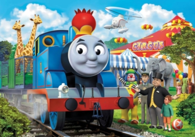 Floor Jigsaw Puzzles for Kids - Thomas & Friends: Circus Fun