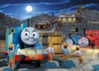 Thomas & Friends� - Night Work - 60pc Glow-in-the-Dark Jigsaw Puzzle By Ravensburger