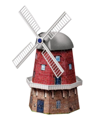 3D Puzzles - Windmill