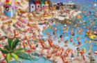 Beach - 1000pc Jigsaw Puzzle by Piatnik
