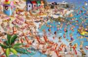 Ruyer: Beach - 1000pc Jigsaw Puzzle by Piatnik