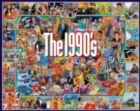 The Nineties - 1000pc Jigsaw Puzzle By White Mountain