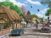 Jigsaw Puzzles - Cottage Lane
