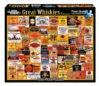 Great Whiskies - 1000pc Jigsaw Puzzle By White Mountain