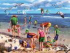 Shell Seekers - 550pc Jigsaw Puzzle By White Mountain