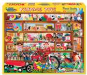Jigsaw Puzzles - Vintage Toys