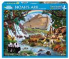 Noah's Ark - 1000pc Jigsaw Puzzle By White Mountain