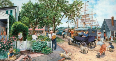 Jigsaw Puzzles - Rivertown