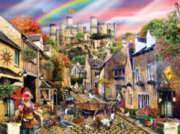 Jigsaw Puzzles - Medieval Village