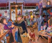 Jigsaw Puzzles - The Yarn Shop