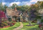 Hideaway Cottage - 550pc Jigsaw Puzzle By White Mountain