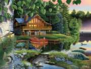 Paradise - 1000pc Jigsaw Puzzle by White Mountain