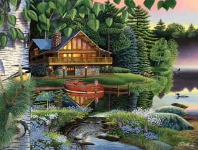 Jigsaw Puzzles - Paradise