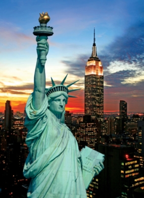 Tomax Jigsaw Puzzles - The Statue of Liberty, NYC