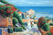 Tomax Jigsaw Puzzles - Road To The Sea