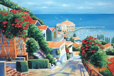 Road To The Sea - 1000pc Jigsaw Puzzle by Tomax