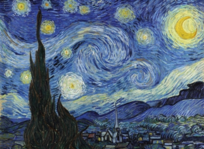 Starry Night - 4000pc Jigsaw Puzzle By Tomax