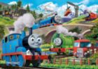 Thomas & Friends� - Busy Bridges - 80pc Jigsaw Puzzle by Ravensburger