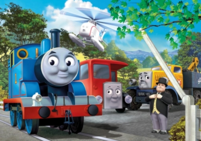 Jigsaw Puzzles for Kids - Thomas & Friends� - Meeting Friends