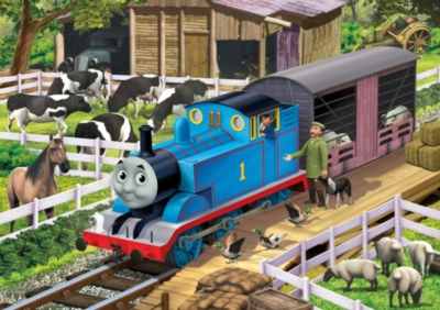 Jigsaw Puzzles for Kids - Thomas & Friends� - Farm Days