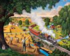 Days Gone By - 300pc EZ Grip Jigsaw Puzzle By White Mountain
