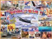 Word War II - 1000pc Jigsaw Puzzle by White Mountain