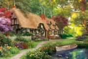 Jigsaw Puzzles - Cozy Cottage