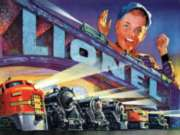 Lionel Catalog Series 1952 - 500pc Jigsaw Puzzle By Sunsout