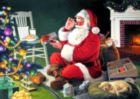 Santa's Favorite Delivery - 500pc Jigsaw Puzzle By Sunsout