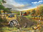Country Living - 1000pc Jigsaw Puzzle By Sunsout