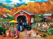 Enterprise Lane - 1000pc Jigsaw Puzzle By Sunsout