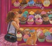 Sweetcakes - 300pc Large Format Jigsaw Puzzle by Sunsout